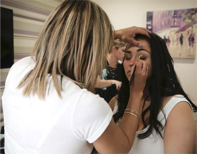 Makeup Artist Stockport